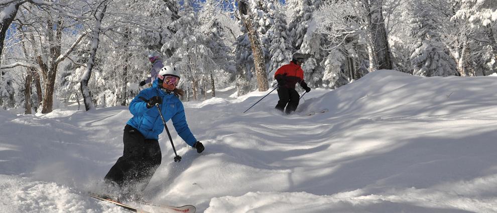 Speed dating ski st-sauveur