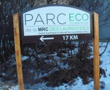 Suivre les indications sur la route, à 17 km du Mont-Blanc.