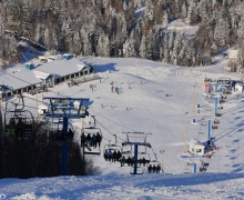 ski chantecler lift