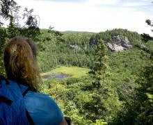 Parc régional Val-David - Val-Morin - Secteur Far Hills