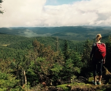Laurentians Summit Hike