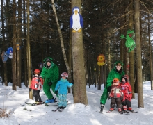 Le meilleur ski avec les enfants et en famille