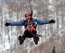 Winter activities Laurentians, Ste-Agathe Mont-Tremblant