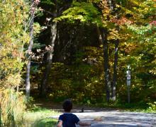 Parc régional de la Rivière-du-Nord | Randonnée pédestre