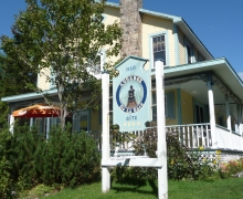 Bed breakfasts and small inns tourisme laurentides for Auberge maison gauthier
