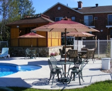 Bed breakfasts and small inns tourisme laurentides for Auberge maison gauthier tadoussac