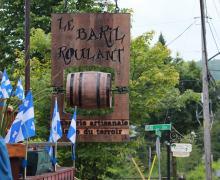 Microbrasserie Le Baril Roulant- Pubs Val-David et Mont-Tremblant