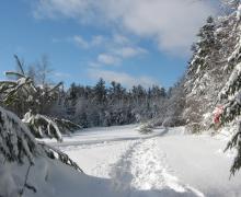 Centre de ski de fond Gai-Luron
