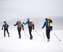 Marathon canadien de ski