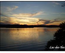 Le Lac des Iles.