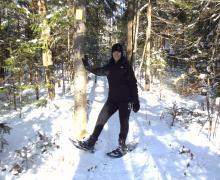 Parc du Domaine Vert | Ski de fond et raquette