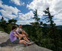 Parc national du Mont-Tremblant | Randonnée pédestre