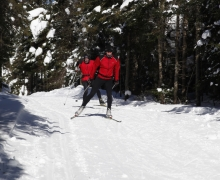 Parc régional Val-David-Val-Morin | Cross-Country Skiing and Snowshoeing