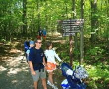 Parc régional éducatif Bois de Belle-Rivière | Randonnée pédestre