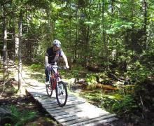 Parc régional Val-David-Val-Morin | Vélo