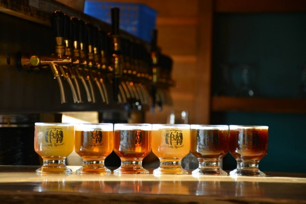Bières maison - Le Baril Roulant