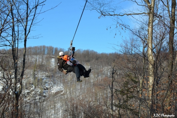 family zipline activities