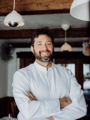 Chef Sebastien Houle