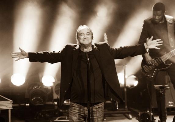Claude Dubois en spectacle au Patriote le 23 mai 2019