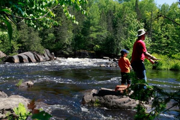 Fishing - MRC des Pays-d'en-Haut