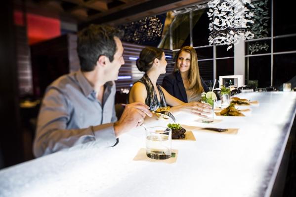 Altitude fruits de mer et grillades - Lounge (restaurant du Casino)