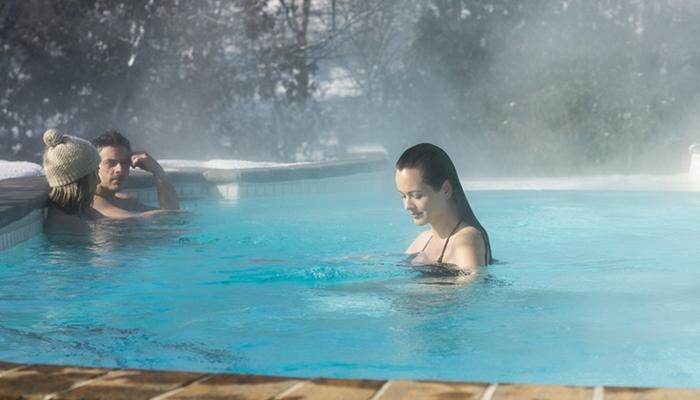 Amerispa spa nordique morin heights tourisme laurentides - Salon nordique ...