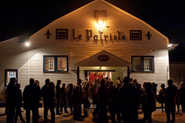 Une soirée de spectacle au Patriote de Ste-Agathe
