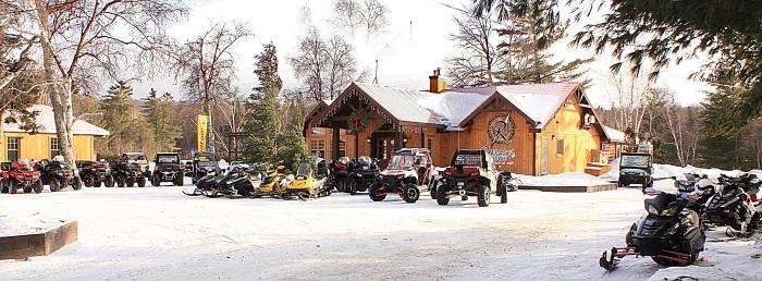 Auberge Rabaska Lodge