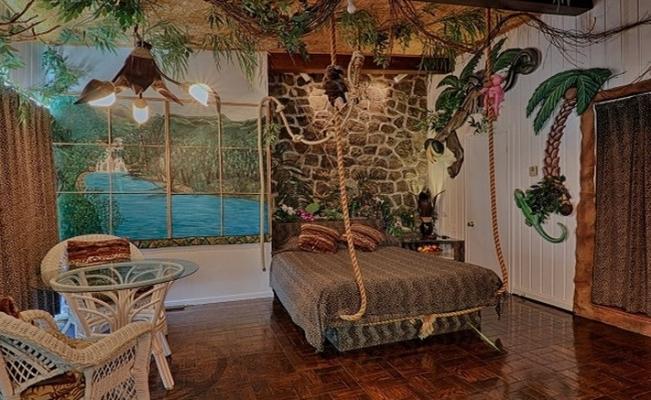 Chambre thématique Tarzan et Jane