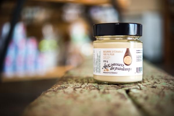 Beurre dérable et divers produits dérable