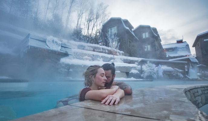 Infinity Hot Bath