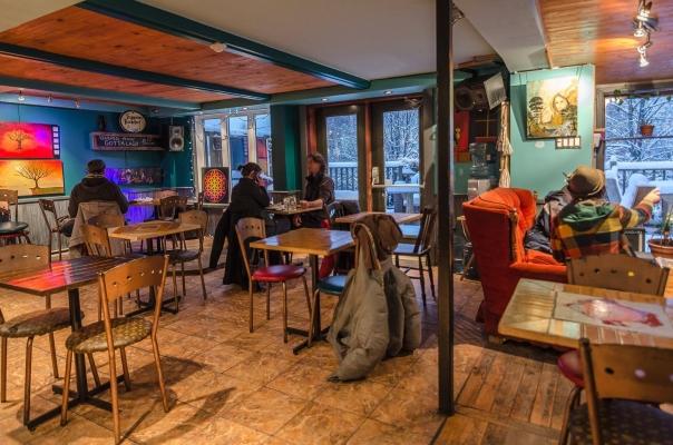 Microbrasserie Le Baril Roulant - Pub Val-David