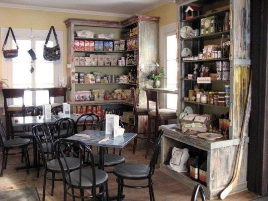 espace bistro et boutique