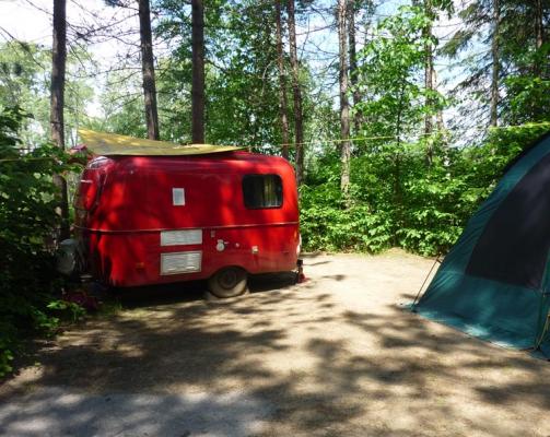 Camping le Fou du Roi | Tourisme Laurentides