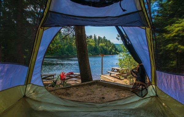 4 / 6 & Camping parc national du Mont-Tremblant La Diable | Tourisme ...