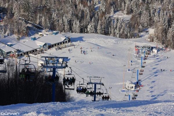 ski chantecler chaise