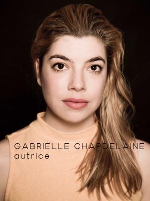 Gabrielle Chapdelaine, autrice