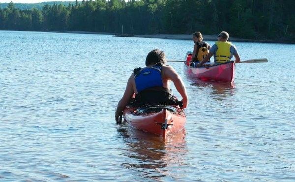 canot et kayak