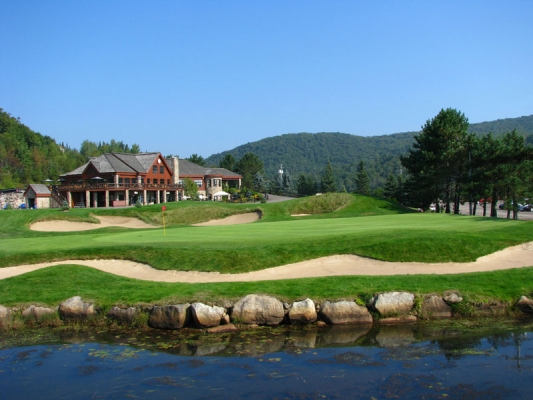 Club house includes: restaurant and bar, reception hall, pro shop, lockers
