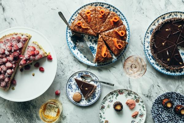 Desserts Choux Gras