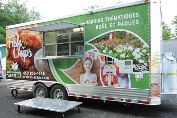 Food Truck Mont Tremblant