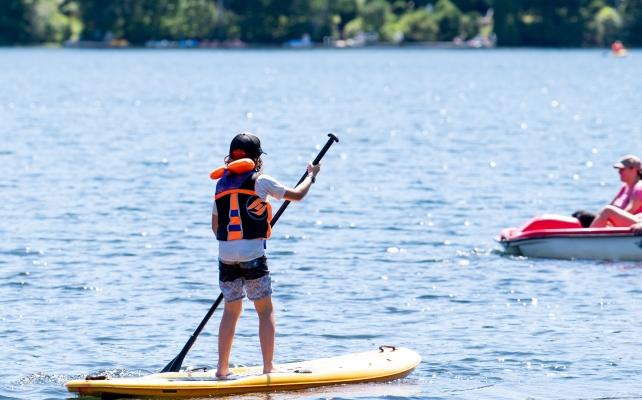 Location de paddle boards (sup)