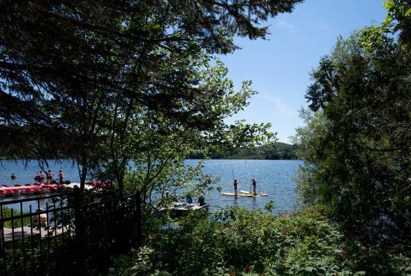 Lac Rond de Sainte-Adèle