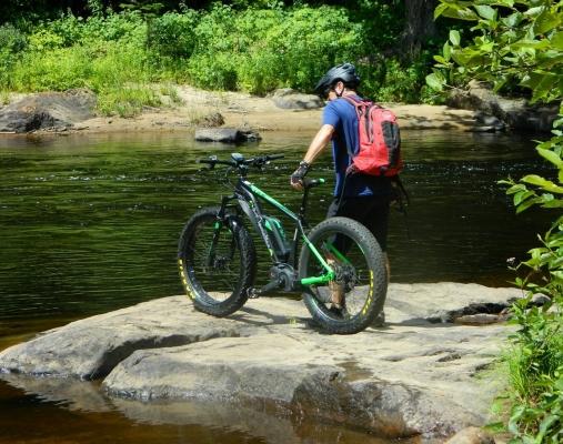 e-Bike Montagne