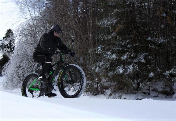 e-Fatbike Mont-Tremblant | D-Tour