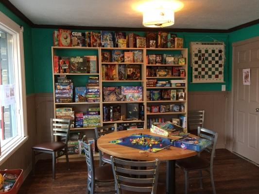 bibliothèques de jeux du Farfadet