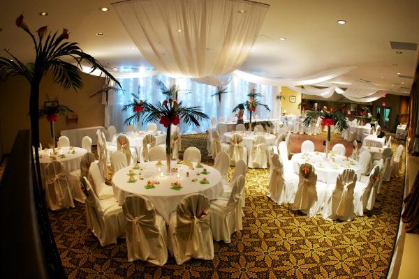 Hôtel Le Chantecler - Salle de réception
