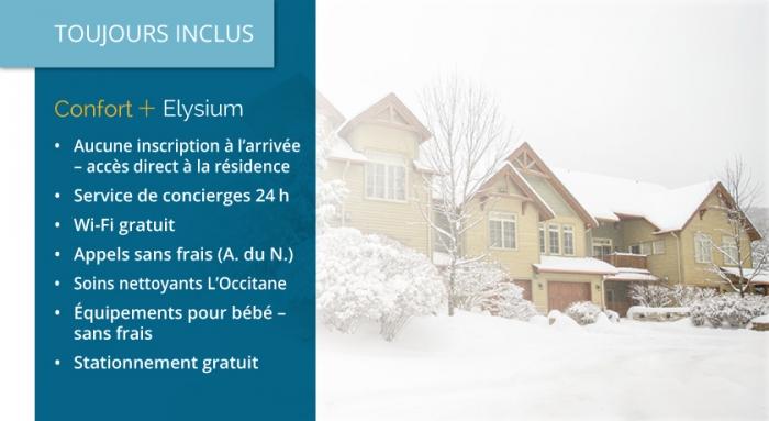 Elysium Confort Plus