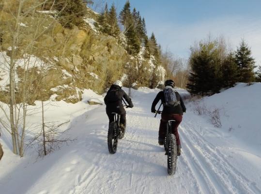 Fatbike Mont-Tremblant | D-Tour