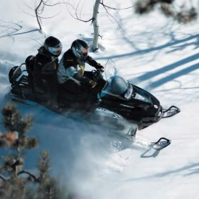 Ski doo Laurentides, Sainte-Agathe-des-Monts